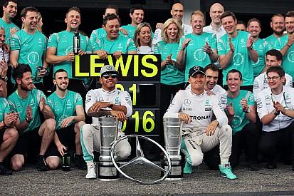 Era híbrida da F1 chega ao 50º GP; confira números