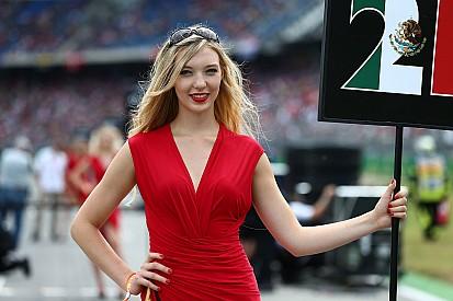 Na Alemanha, Grid Girls brilham antes das férias da F1