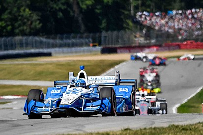 Simon Pagenaud piega Will Power e fa poker a Mid-Ohio