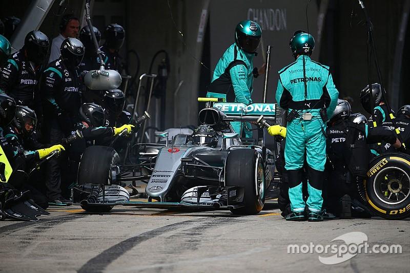 """""""Passiert eben manchmal"""": Kuriose Stoppuhr-Panne bei Nico Rosberg und Mercedes"""