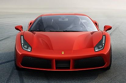 Traumautos: Ferrari 488 GTB