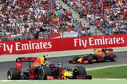 "Horner: ""Verstappen demonstrou que pensa na equipe"""