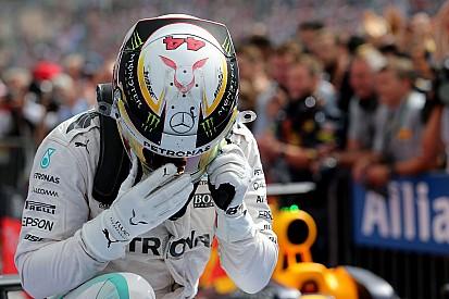Las notas del GP de Alemania de F1
