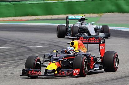 Após superar Ferrari, Red Bull agora mira Mercedes