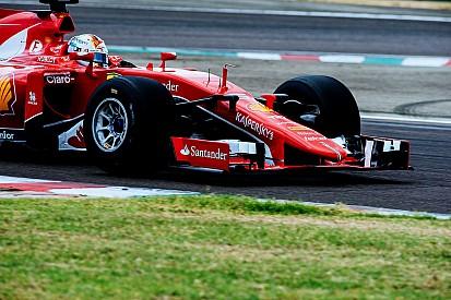 Pirelli-Reifentest in Fiorano: Sebastian Vettel mit 120 Proberunden auf 2017er-Pneus