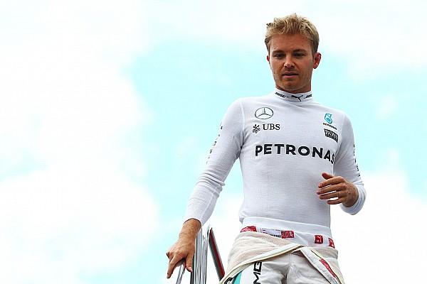 F1 失意のロズベルグ「がっかりしたけど、今後は巻き返す」