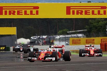 Ferrari - L'aéro de la SF16-H n'a pas progressé depuis l'Espagne