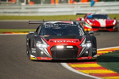 Frijns positief na tonen snelheid Audi R8 LMS