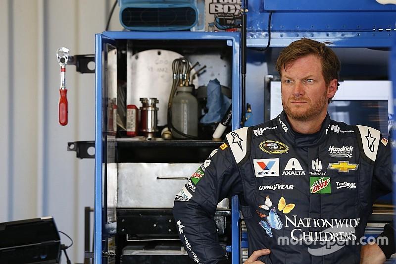 Earnhardt perderá por lo menos dos carreras más