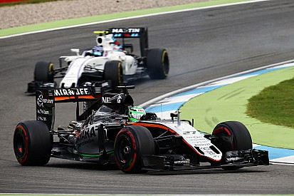 Hülkenberg verwacht 'intens gevecht' met Williams en McLaren