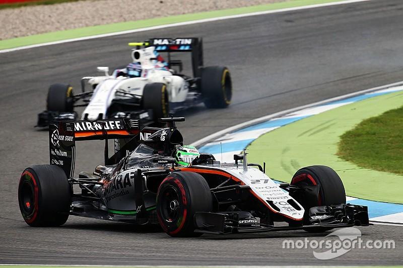 """Хюлькенберг ожидает """"напряженной борьбы"""" с Williams и McLaren"""
