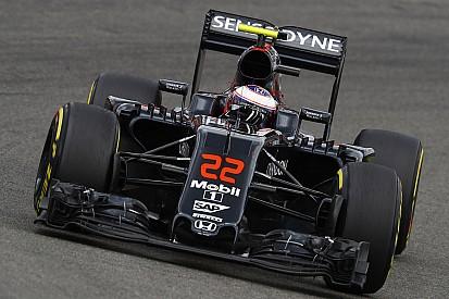 McLaren fera encore évoluer la MP4-31 après l'été