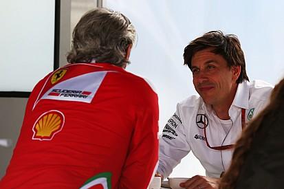 Wolff: Mercedes, Ferrari'yle mücadeleyi özlüyor