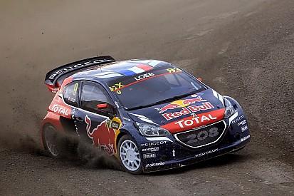 Loeb de retour en Rallycross au Québec