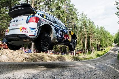 """Fotogallery: le WRC """"volano"""" sulle strade del Rally di Finlandia"""
