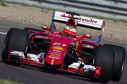 Les dernières photos des tests Pirelli 2017
