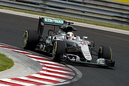 Hamilton stratega: pensa a montare due power unit nuove a Monza