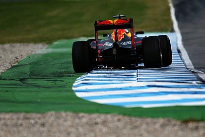 """Tracklimits auf Formel-1-Strecken: Red Bull plädiert für """"einfache"""" Lösung"""