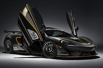 La McLaren 570S è pronta per tutti i campionati GT4