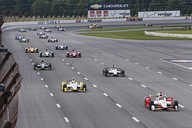 Kimball: Pocono race will be about balance, not power