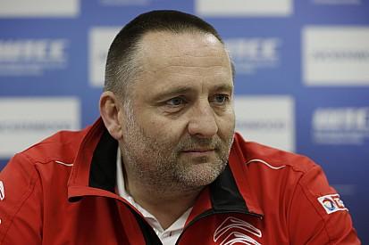 """Bijna alle toprijders geïnteresseerd in Citroën"", zegt Matton"