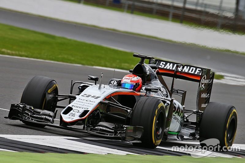 梅塞平的F1目标: