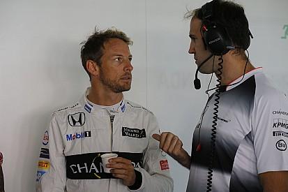"""Button: """"Se non sarò in F.1 nel 2017, vorrei correre nel WEC"""""""