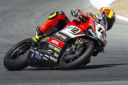 """Forés: """"Está bastante adelantado que me quede en el Team Barni Ducati"""""""