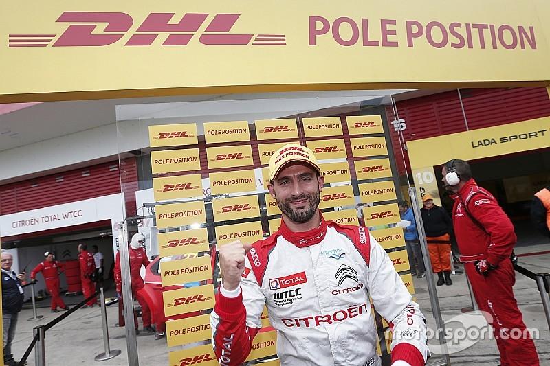 """López: """"Una pole importante dopo tanti errori"""""""