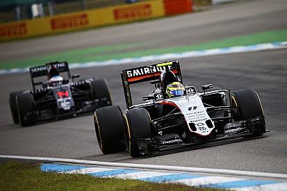Force India: McLaren könnte im Kampf gegen Williams zum Problem werden