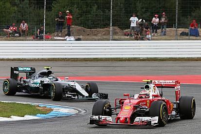 Wolff se méfie de Ferrari pour 2017
