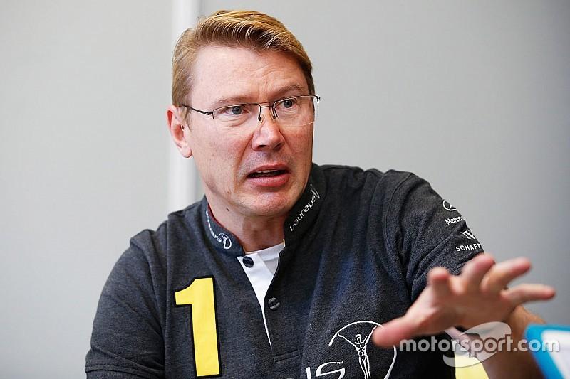 """Mika Häkkinen: """"Habe Verstappen kritisiert und habe mich getäuscht"""""""