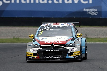 Course 1 – Tom Chilton fait briller Citroën et le Loeb Racing