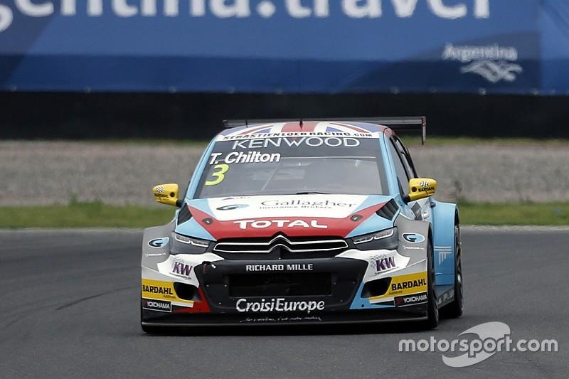 Course 1 – Tom Chilton fait briller Citroën et le Loeb Racing