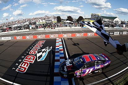 NASCAR in Watkins Glen: Das Rennergebnis in Bildern