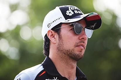 """Force India veut rendre le départ de Pérez """"difficile"""""""