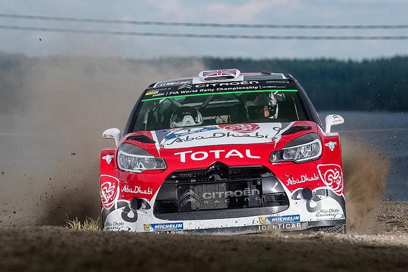 """Citroën: """"Overwinningen in WRC niet devalueren door startvolgorde"""""""