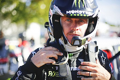 Chicherit to contest three World RX rounds with JRM