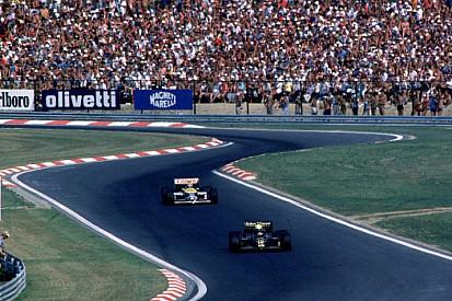 Ultrapassagem antológica de Piquet em Senna completa 30 anos