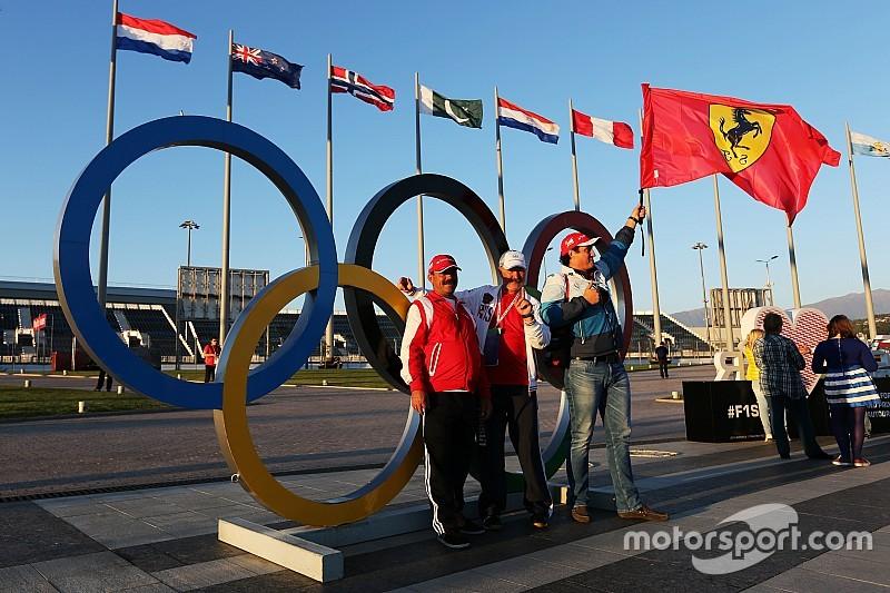 ¿Por qué la F1 no está en los Juegos Olímpicos?
