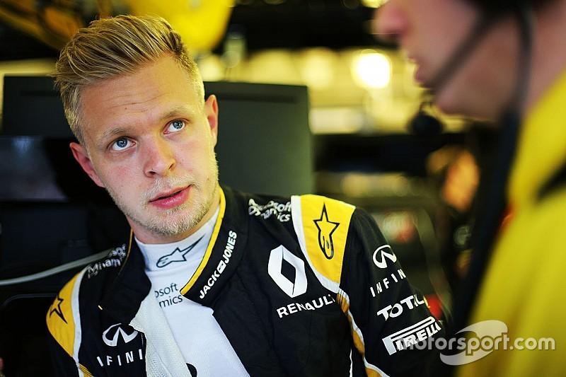 Магнуссен сподівається на швидке рішення Renault стосовно його майбутнього