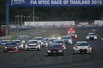 El WTCC podría cancelar la cita de Tailandia