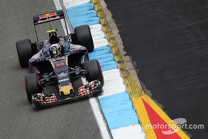 """Sainz Jr.: Toro Rosso é """"mais como um time"""" sem Verstappen"""