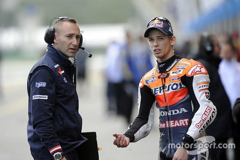 Honda confirma la marcha de Gabarrini a final de año