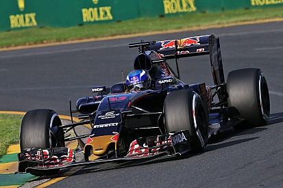 Quand Verstappen gâchait un top 5 pour Toro Rosso