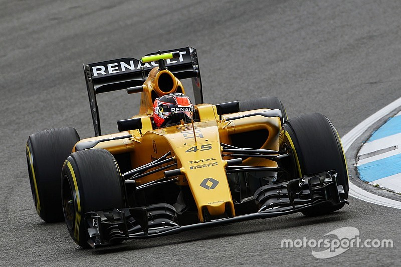 Pas de nouveau pilote de réserve pour Renault