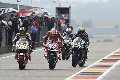 MotoGP planeja criar comunicação do box para os pilotos