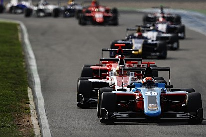 Les pilotes GP3 remettent en question la VSC