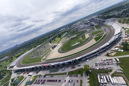 Welcome to the new Brickyard 400 - a road course in the Chase?