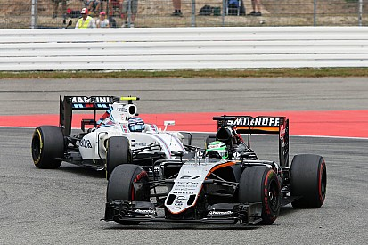 Галерея: Force India в первой половине сезона